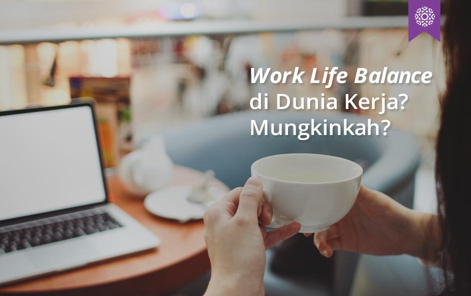Work life balance di dunia kerja ala Amartha