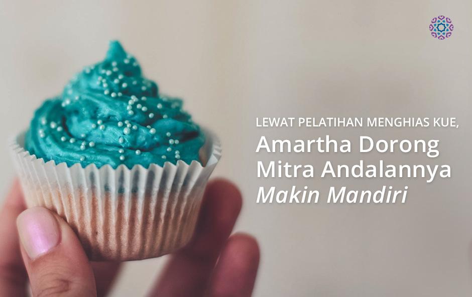 Amartha Fokus untuk Dorong Perempuan Unbanked Makin Mandiri