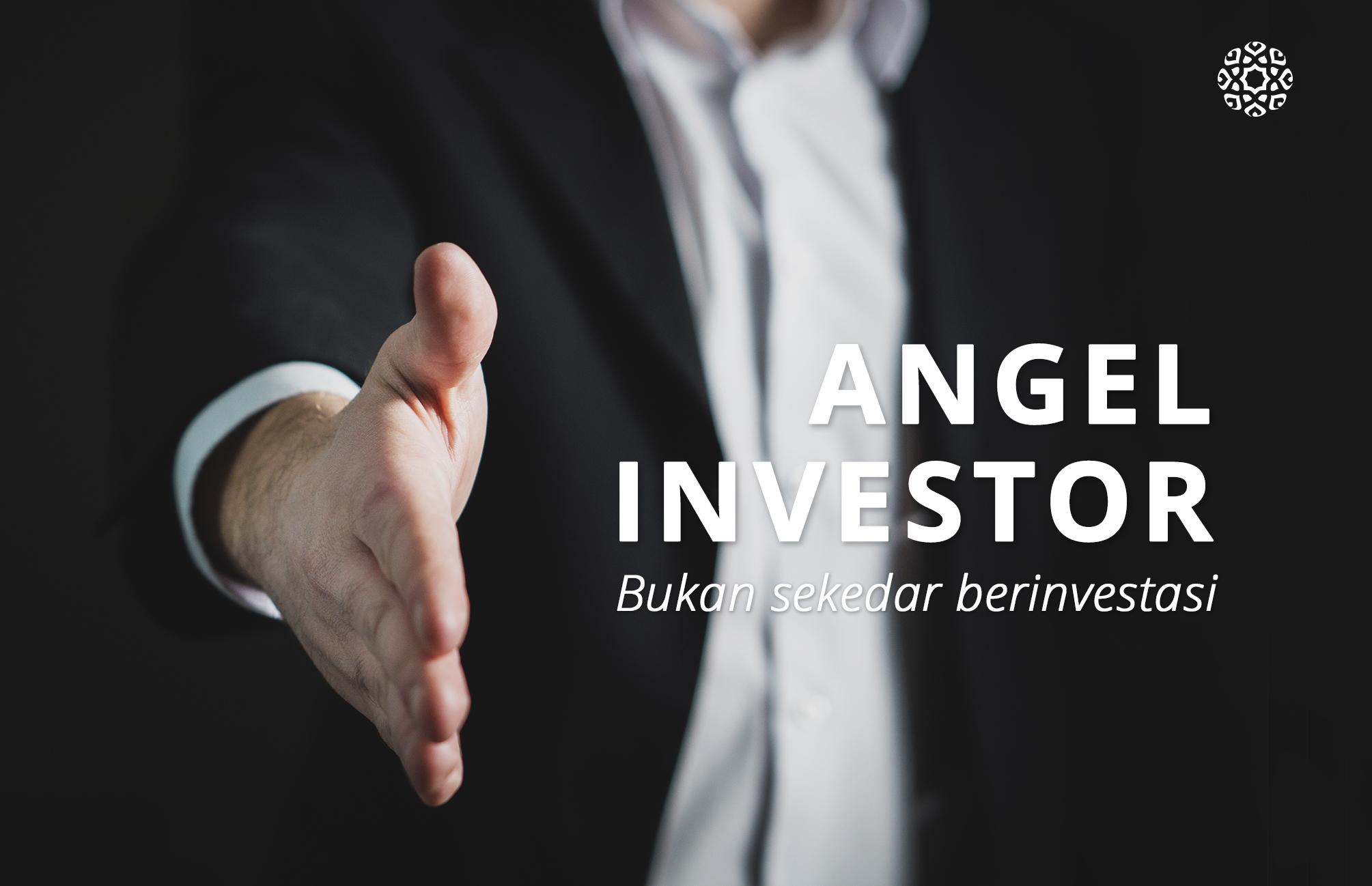 Menjadi Angel Investor dan Tebarkan Manfaat untuk Lingkungan Sekitar