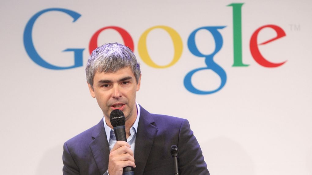 Larry Page (Ist)