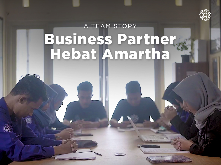 Business Partner Hebat Amartha