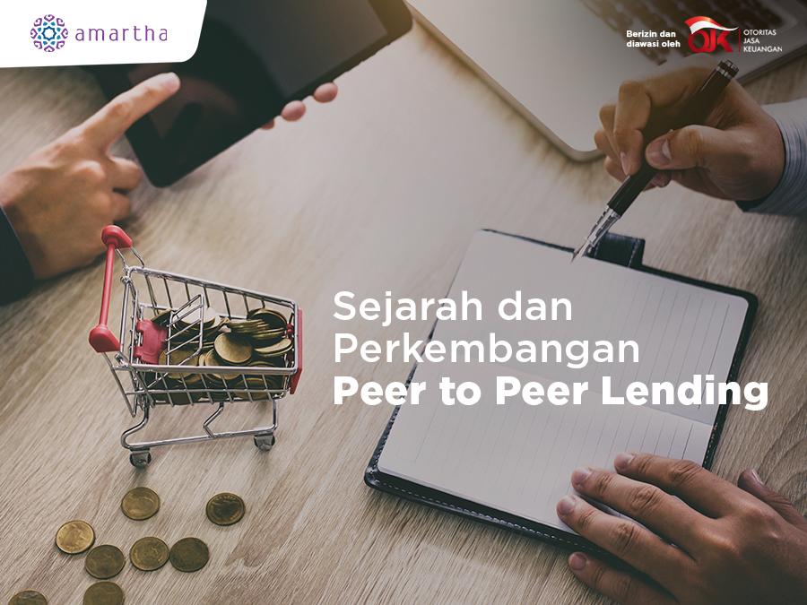 Sejarah dan Perkembangan Peer to Peer Lending