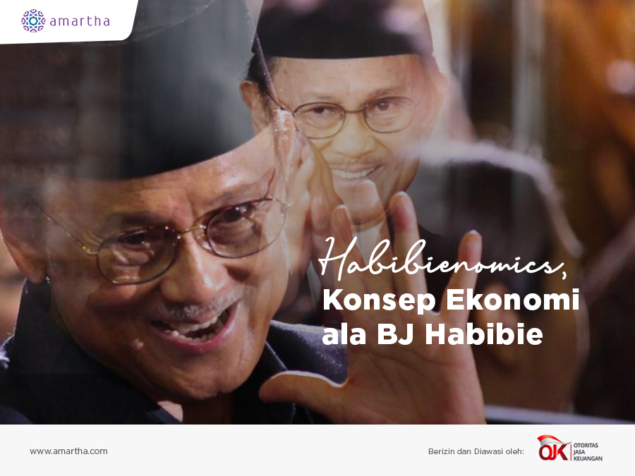 Habibienomics, Konsep Ekonomi ala BJ Habibie