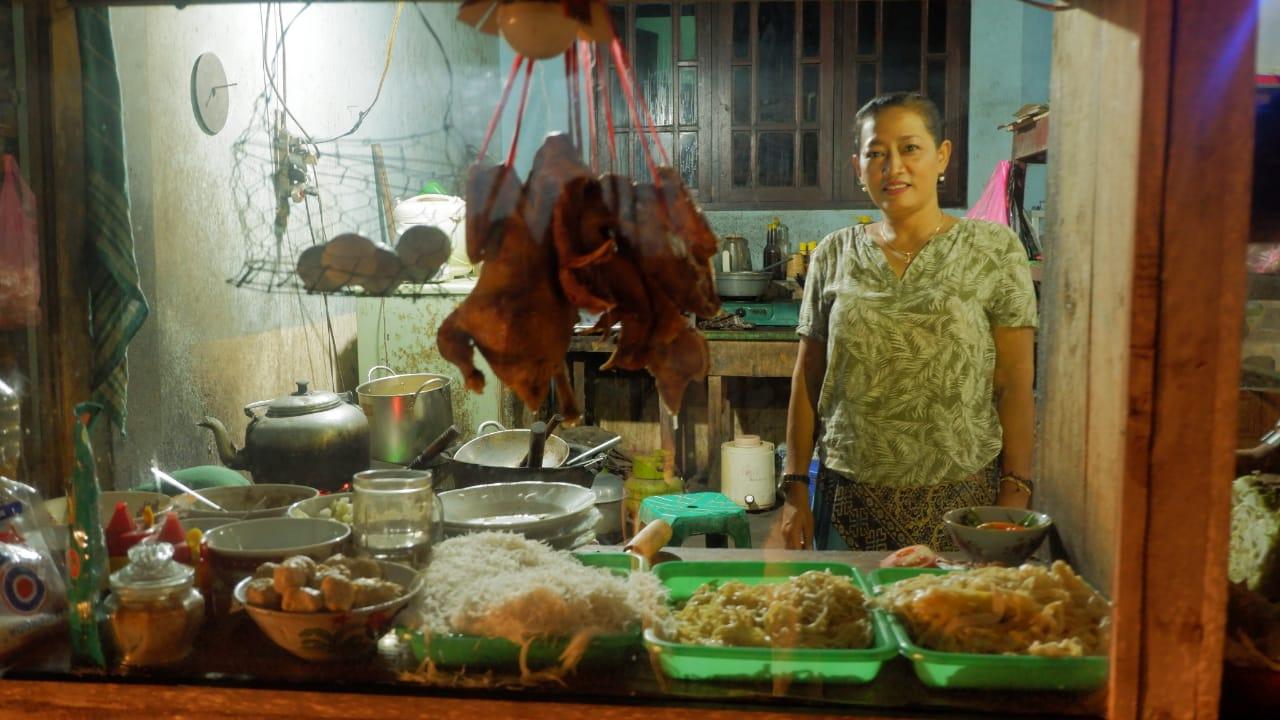 Suami Sakit, Tumini Jadi Tulang Punggung Keluarga dengan Berusaha Bakmi Jawa