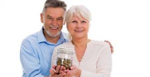 investasi jangka panjang untuk hari tua