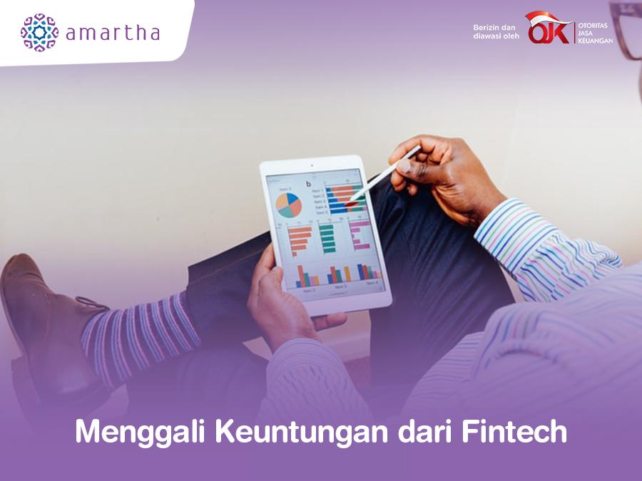 Menggali Keuntungan dari Fintech