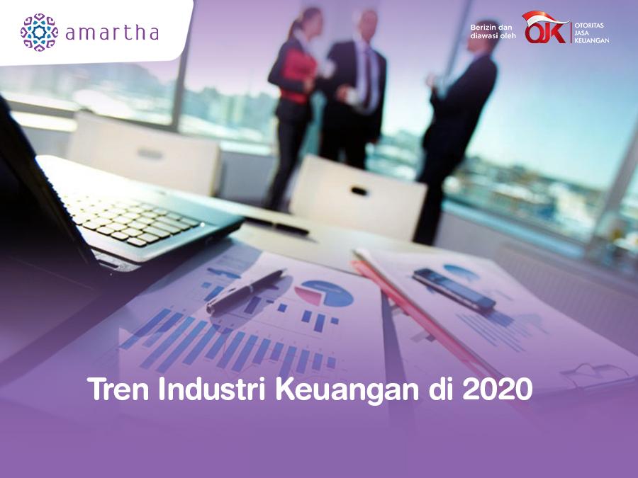 Tren Industri Keuangan di 2020