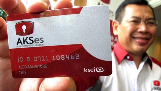 Kartu Single Investor Identification (SID)