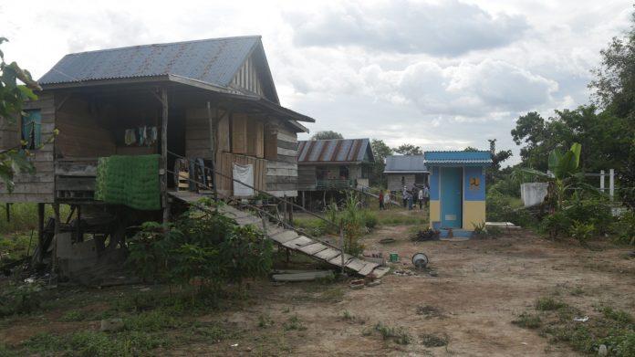 Campaign #NyalakanDesa Amartha. Desa Indralaya, Ogan Ilir.