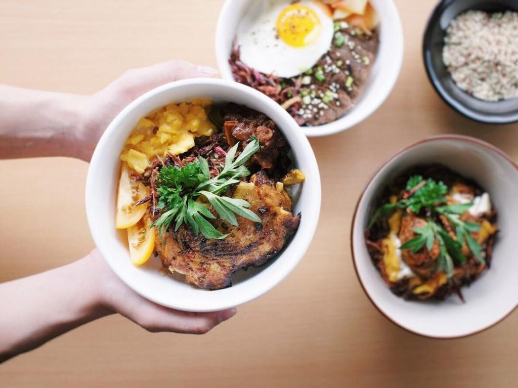 ide bisnis kuliner kekinian - rice bowl